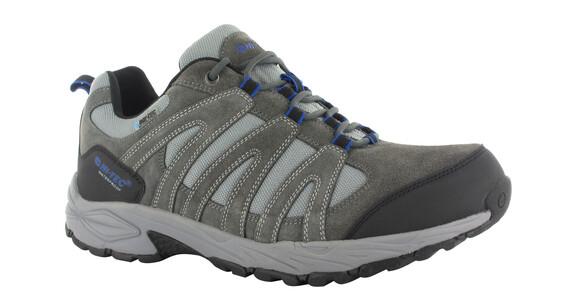 Hi-Tec Alto II Low WP - Chaussures Homme - gris/olive